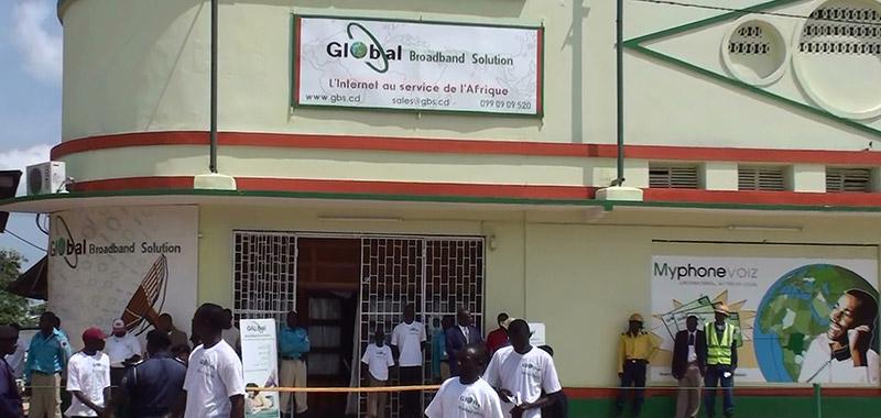 Global Broadband Solution - Agence de Kisangani